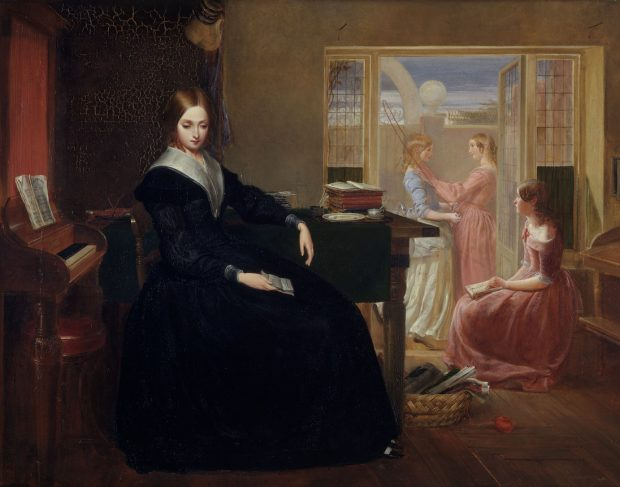 the governess by richard redgrave 1844 e1518469694198