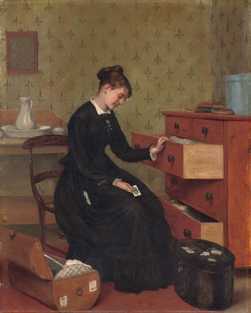 the new governess by thomas ballard 1836 19081
