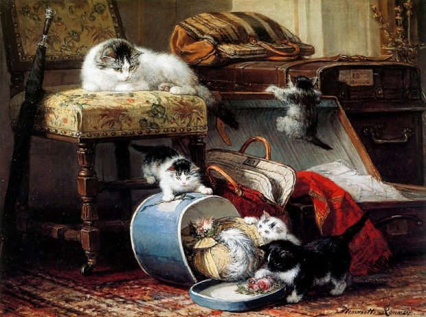 unknown title by henriette ronner knip 1821 1909 e1517274523978