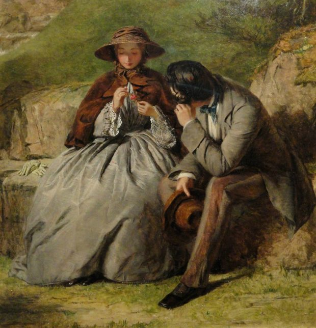 the lovers by william powell frith 18551 e1520402364904