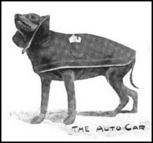 the auto car pearsons magazine 1898