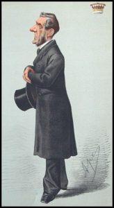 the earl of shaftesbury by carlo pellegrini vanity fair 1869
