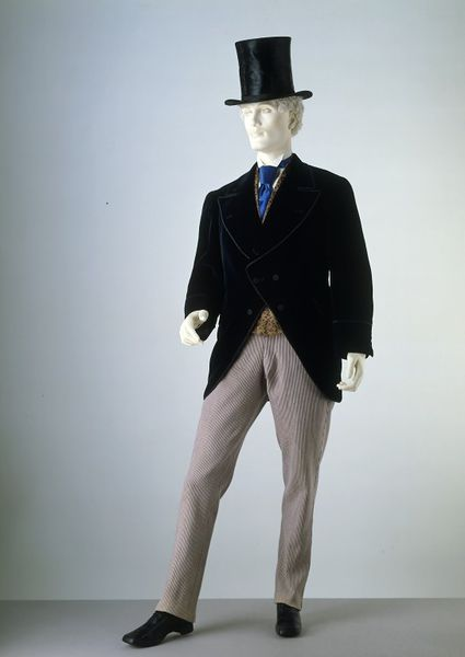 1870 1880 wool trousers via victoria and albert museum