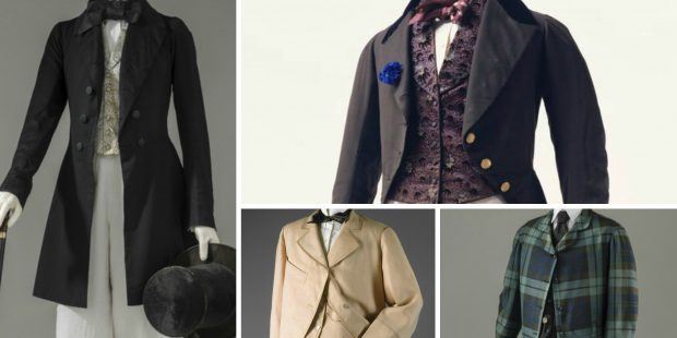 9b62cc2fed A Century of Sartorial Style  A Visual Guide to 19th Century Menswear