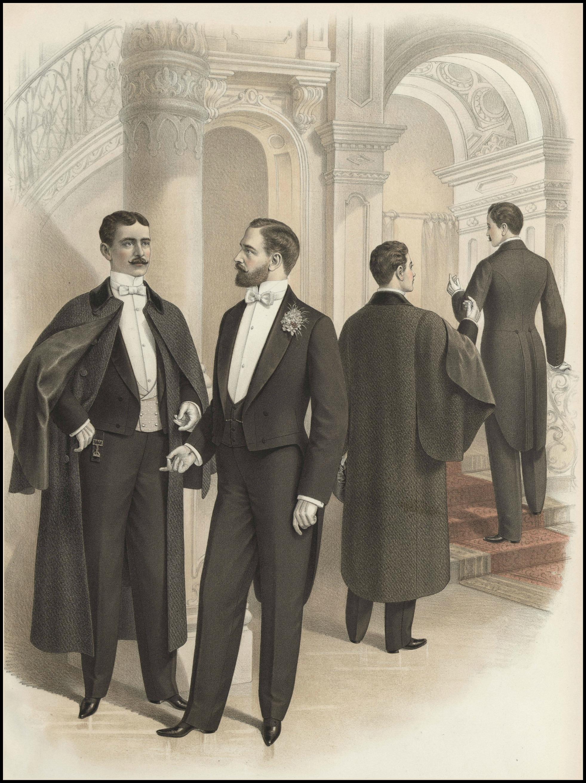 the sartorial art journal 1894