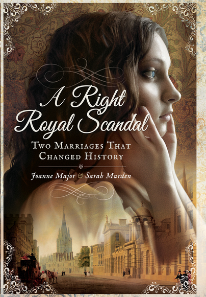 A Right Royal Scandal by Joanne Major and Sarah Murden, 2017.