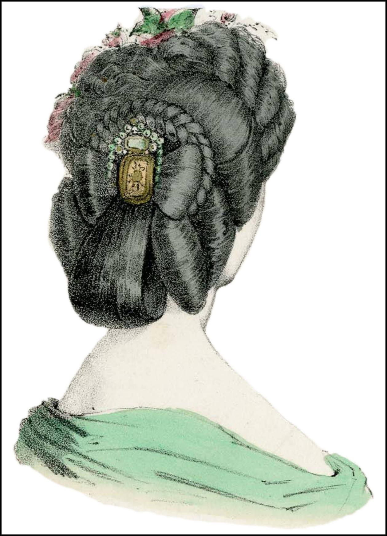 le moniteur de la coiffure plate 026 1863