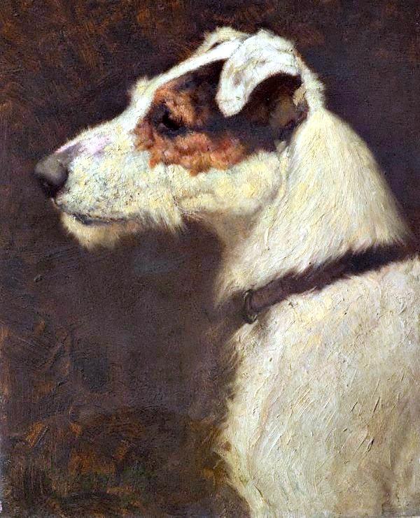 My Best Friend by Robert Douglas Fry, (1872–1911).