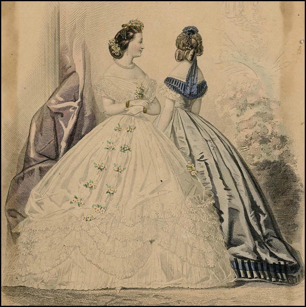 petit courrier des dames plate 075 1863