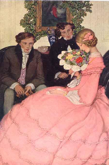Victorian england christmas gifts