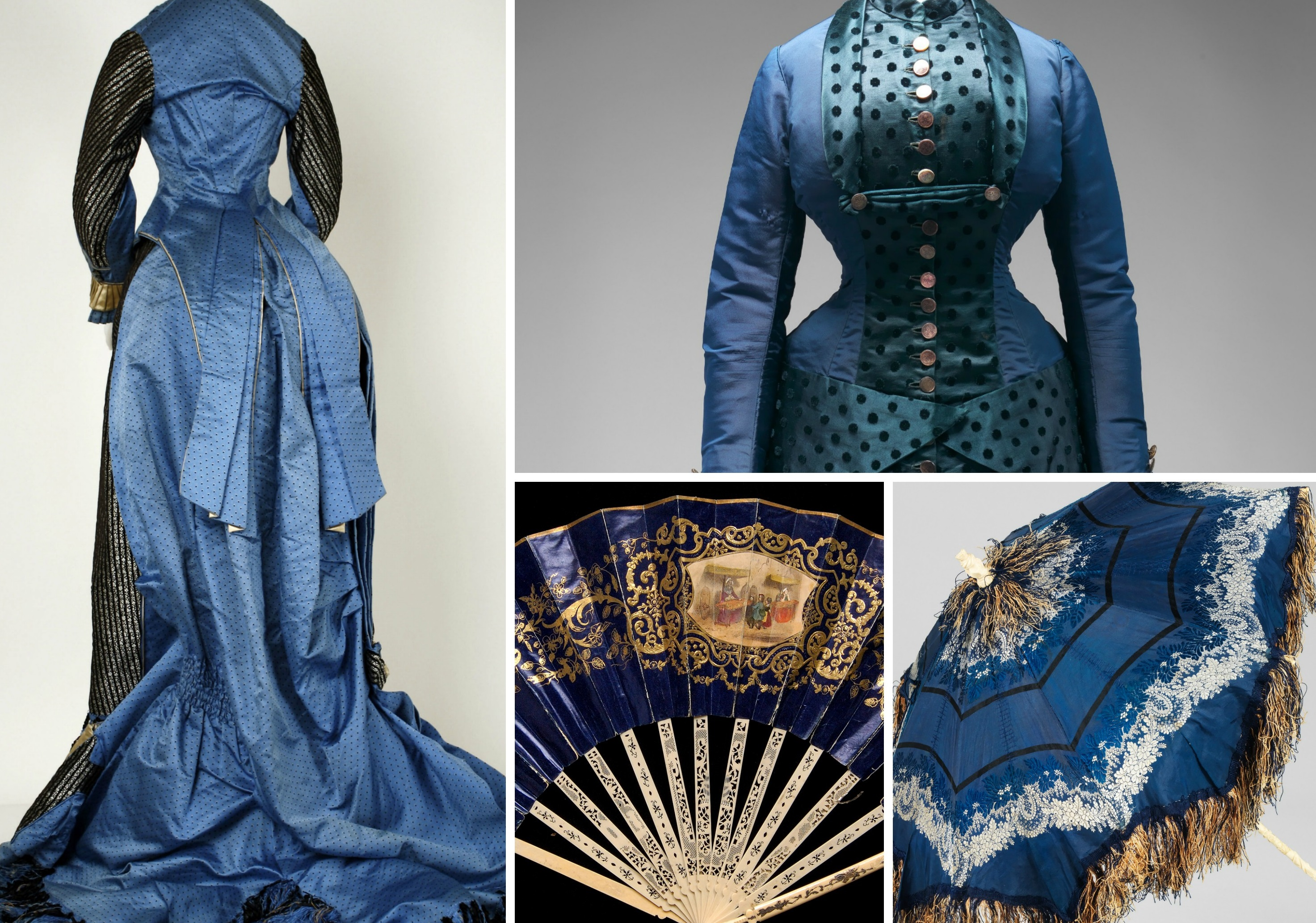 shades of victorian blue