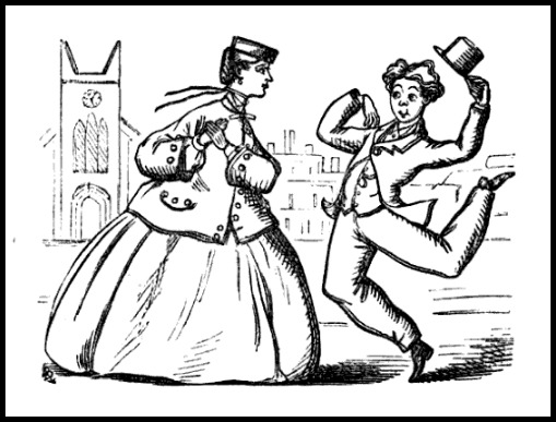 to one with whom you have danced the lover s poetic companion and valentine writer 1875