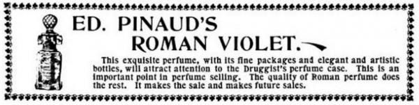 Violet Perfume Advert The Spatula 1898 e1497860387575