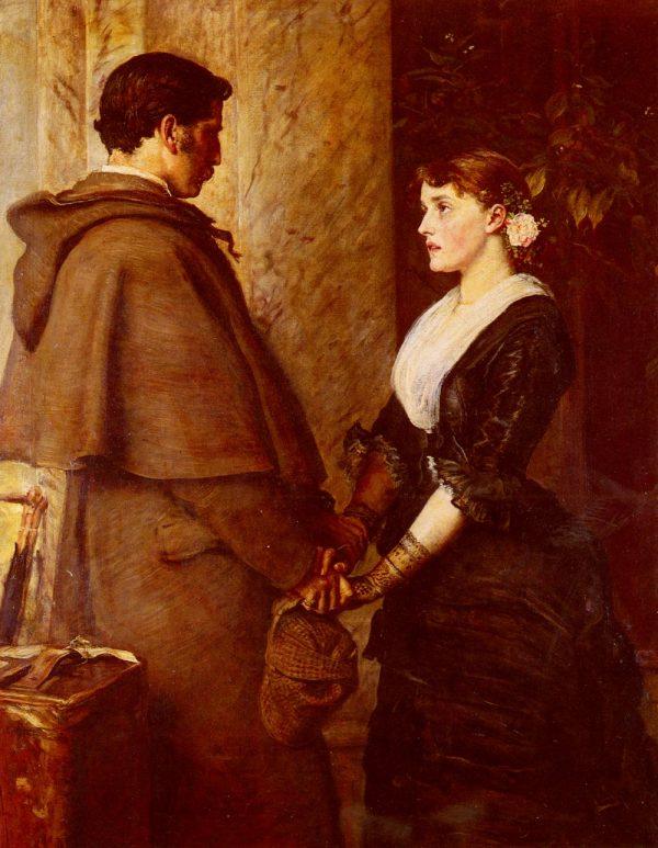Yes by John Everett Millais 1877 e1498434862662