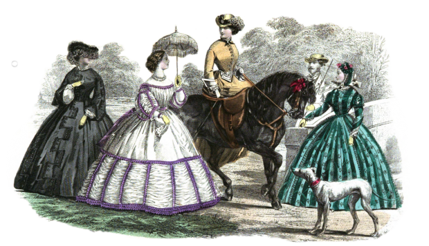 1860 Englishwomans Domestic Magazine Illustration 1 PS e1503267665113