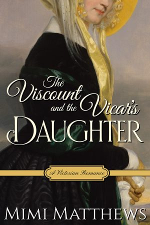 Excerpt: The Viscount and the Vicar's Daughter