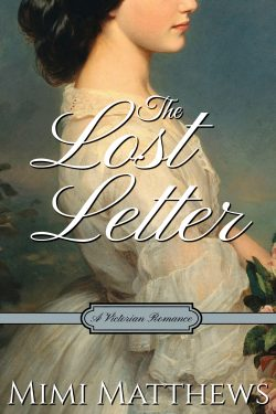 The Lost Letter by Mimi Matthews