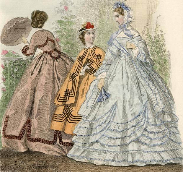 Journal Des Jeunes Personnes 1863 via Met Museum 1