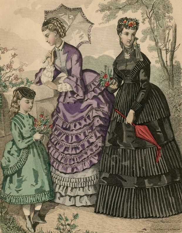 Magasin des Demoiselles 1869 via Met Museum