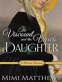 The Viscount and the Vicar's Daughter audiobook by Mimi Matthews