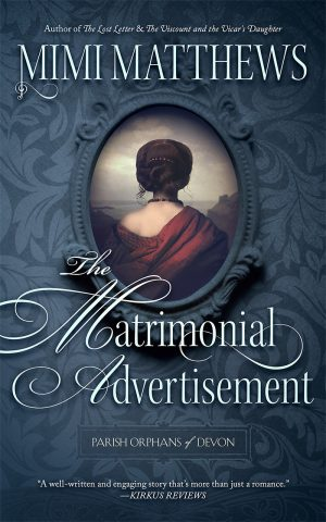 Excerpt: The Matrimonial Advertisement