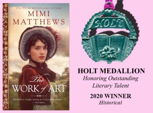 The Work of Art Holt Medallion Winner 1