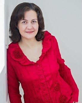 Clarissa Harwood Author Photo
