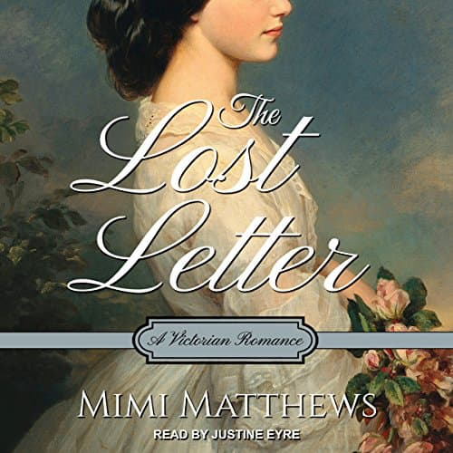The Lost Letter audiobook by Mimi Matthews
