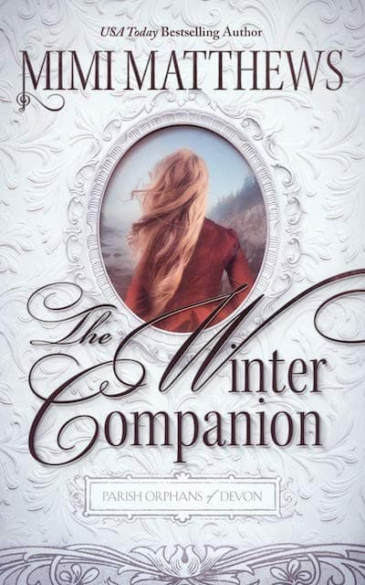 Book cover for The Winter Companion by Mimi Matthews